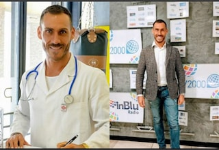 Chi è Luca Di Tolla, l'ex Grande Fratello e nuovo compagno di Fabiola Sciabbarrasi