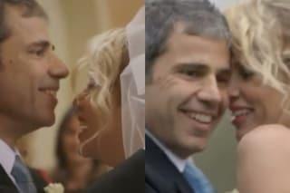 Alessia Marcuzzi pubblica il video integrale del matrimonio con Paolo 5 anni dopo il sì