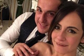 Anna Munafò ha sposato Peppe Saporita, l'ex tronista scelse Emanuele Trimarchi nel 2014