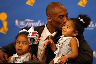 Le figlie di Kobe Bryant: Gianna, morta con lui, aveva un talento innato per il basket