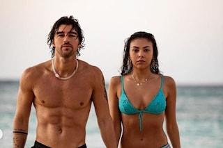 Andrea Damante esce allo scoperto con la sua nuova fidanzata Claudia Coppola