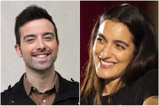 """Diodato e Levante, due ex fidanzati a Sanremo: """"Un amore bello, che non si trova su internet"""""""