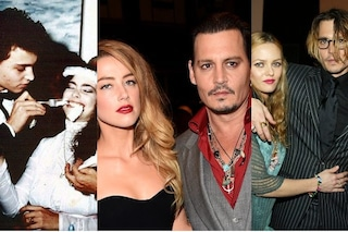 "Tutte le donne di Johnny Depp, il divo che ha amato Kate Moss e Baby di ""Dirty Dancing"""