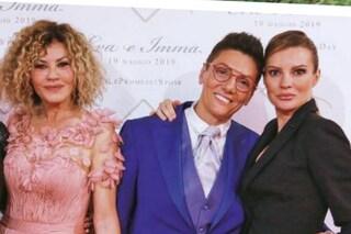 """Imma Battaglia: """"Eva Grimaldi disse che amavo Licia perché era come mia madre, mi dava poco affetto"""""""