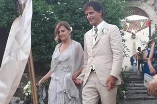 Chi è Lorenzo Doni, il marito di Irene Grandi avvocato e insegnante di golf