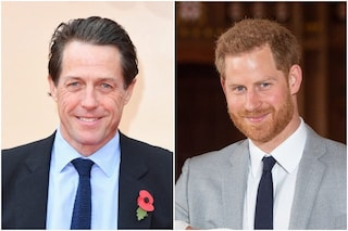 """Hugh Grant sostiene il principe Harry: """"I tabloid hanno ucciso Diana, ora sua moglie Meghan"""""""