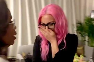 """Lady Gaga: """"Sono stata stuprata ripetutamente quando avevo 19 anni"""", poi le lacrime"""