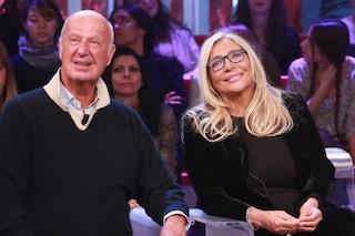 Chi è Nicola Carraro, il produttore marito di Mara Venier
