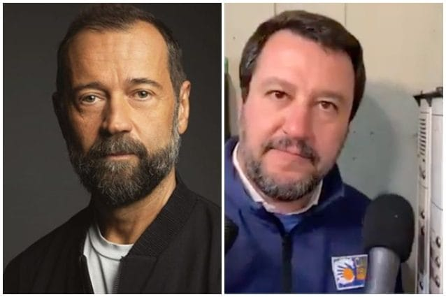Fabio Volo contro Salvini: