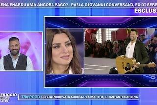 """Giovanni Conversano attacca Serena Enardu: """"È malata di visibilità, vorrei parlare con Pago"""""""