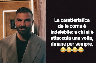 """Giovanni Conversano, ennesimo attacco a Serena Enardu: """"Le corna sono indelebili"""""""