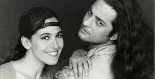 """Barbara D'Urso pubblica una foto ricordo con Fiorello: """"Eccoci insieme negli Anni Novanta"""""""