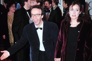 Nicoletta Braschi moglie di Roberto Benigni, musa del 'buongiorno principessa' che commosse il mondo
