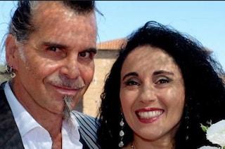 """Gianna Fratta, la moglie di Piero Pelù: """"È dolce e generoso. A Sanremo ha tifato per Rancore"""""""