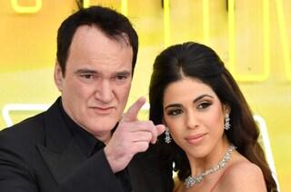 Quentin Tarantino è diventato papà a 56 anni, suo figlio è nato in Israele