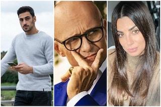 Uomini e Donne, Alfonso Signorini interroga Alessandro Graziani sul rapporto con Serena Enardu