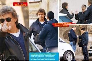 """Alberto Angela discute con un paparazzo e interviene la polizia, il conduttore: """"Tutelo mio figlio"""""""