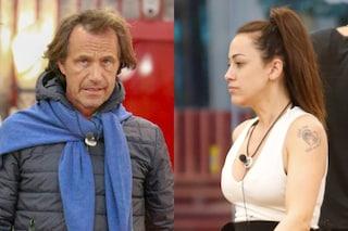 """Teresanna Pugliese contro Antonio Zequila: """"Dov'è la tua umiltà?"""", lui: """"Non devi urlare"""""""