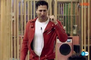 Gianmarco Onestini scoppia a piangere in tv, il video in cui si dispera fa il giro della rete