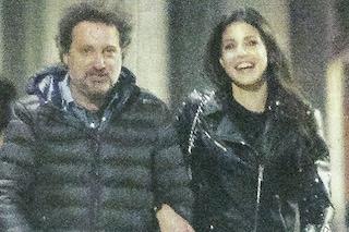 Leonardo Pieraccioni fidanzato con Teresa Magni dopo la rottura da Laura Torrisi
