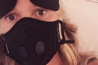 Gwyneth Paltrow e la mascherina per paura del Coronavirus, nel film 'Contagion' era il paziente zero