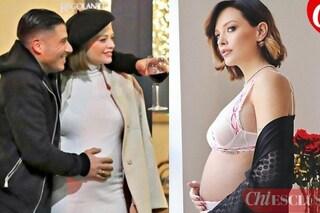 """Silvia Provvedi incinta: """"Il bimbo non è stato cercato, abbiamo già scelto il nome"""""""