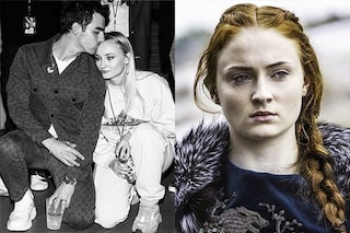 "Sophie Turner incinta, la Sansa Stark di Game of Thrones a Joe Jonas: ""Mi rendi la vita felice"""