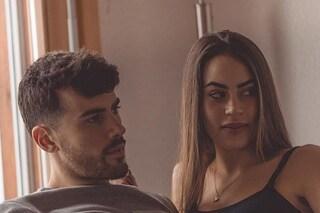 """Alessandro Zarino e Veronica Burchielli già in crisi, lei: """"Più facile andarsene che restare"""""""