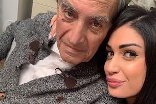 """È morto il nonno di Cecilia Zagarrigo: """"Una parte di me è volata via insieme a te"""""""