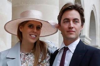 Il Coronavirus cancella anche il royal wedding, Beatrice di York annulla la festa (e forse le nozze)
