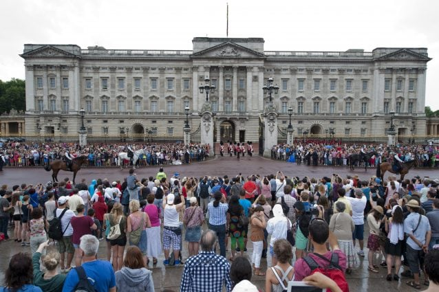 Buckingham Palace (Getty Images)