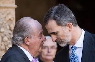 Re Felipe di Spagna rinuncia alla sua eredità e priva il padre Juan Carlos della pensione