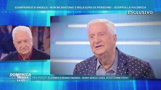 """Gianfranco d'Angelo: """"Pentito di essere andato da Barbara d'Urso, ho ricevuto accuse assurde"""""""