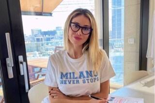 """Diletta Leotta su calcio e coronavirus: """"Ora siamo tutti giocatori e dobbiamo fare squadra"""""""