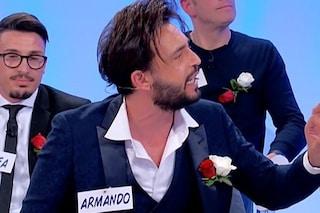 """Armando Incarnato si scusa dopo la sfuriata di Maria De Filippi: """"Decida lei se posso restare"""""""