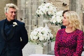 """Andrea Mainardi in lutto, è morto il padre. Antonella Clerici: """"Per te ci sarò sempre"""""""