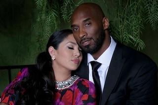 """Vanessa, moglie di Kobe Bryant: """"Vorrei poter tornare a quella mattina, la vita è ingiusta"""""""