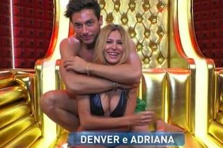 """Adriana Volpe e il flirt smentito con Andrea Denver: """"Non montate storie che non esistono"""""""