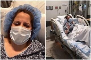 """ClioMakeUp in ospedale per far nascere la sua seconda bimba: """"Manca poco, speriamo bene"""""""