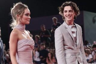 Timothée Chalamet e Lily Rose Depp si sono lasciati, stavano insieme da poco più di un anno