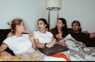 Perché Sara Daniele è in quarantena con Michelle Hunziker e la sua famiglia? Lo spiega la showgirl