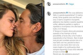 La dedica d'amore di Angela Robusti per Pippo Inzaghi, foto rara per una coppia molto riservata