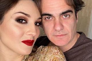 Francesca Manzini si fidanza in quarantena, l'amore con Christian Vitelli nato in videochat