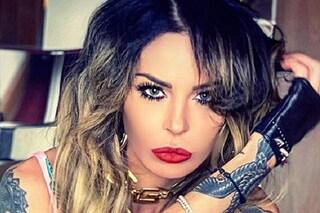 """Nina Moric lascia Instagram: """"Voglio una vita vera, la mia non è sui social"""""""