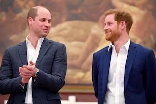 """È pace tra William e Harry: """"Hanno ripreso a parlarsi, il timore per Carlo li ha riavvicinati"""""""