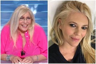"""Mara Venier sarà la madrina della figlia di Eleonora Daniele: """"L'ho sempre sentita vicina"""""""