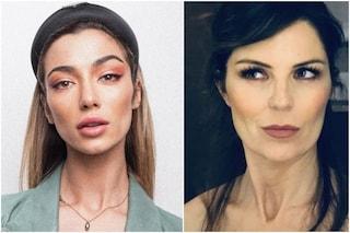 """Marina La Rosa e Soleil Sorge ancora in guerra: """"Stron*a incattivita"""", """"Vipera"""""""