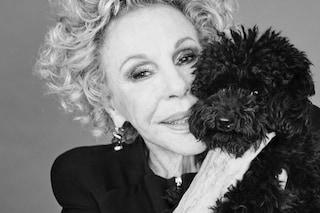 """Ornella Vanoni: """"Non credo miglioreremo dopo il Coronavirus. Il mio affetto stabile? Il cane"""""""
