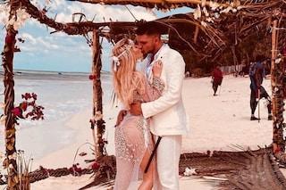 Elena Morali e Luigi Favoloso non sono sposati, il matrimonio con rito Masai non vale in Italia