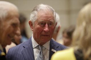 """""""Il Principe Carlo non ha ancora riacquistato olfatto e gusto dopo il Coronavirus"""""""